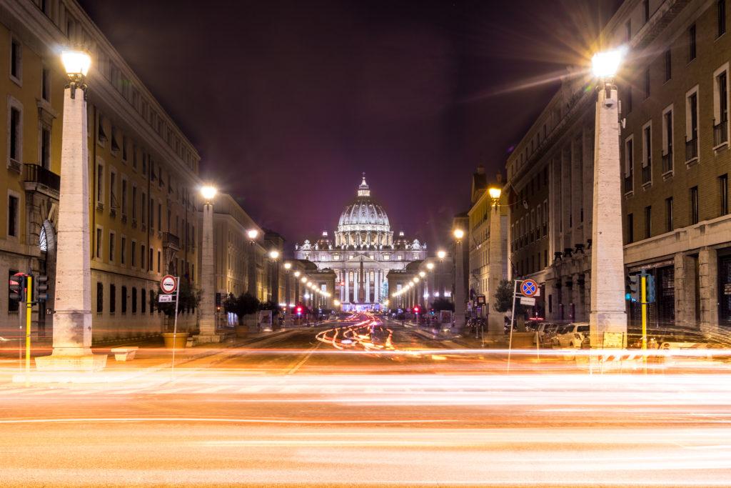 Il Natale 2017 a Roma