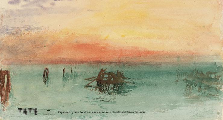 Turner – Opere della Tate in mostra a Roma